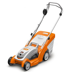 Cordless Battery Powered Lawnmowers
